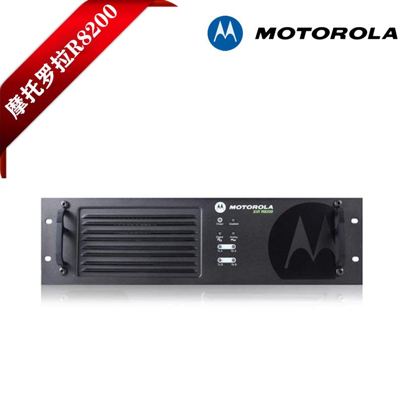 摩托罗拉无线对讲系统R8200数字中继台